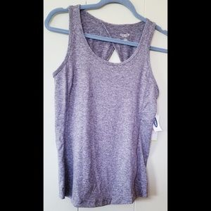 Old Navy Keyhole Back Tank Top NWT Small